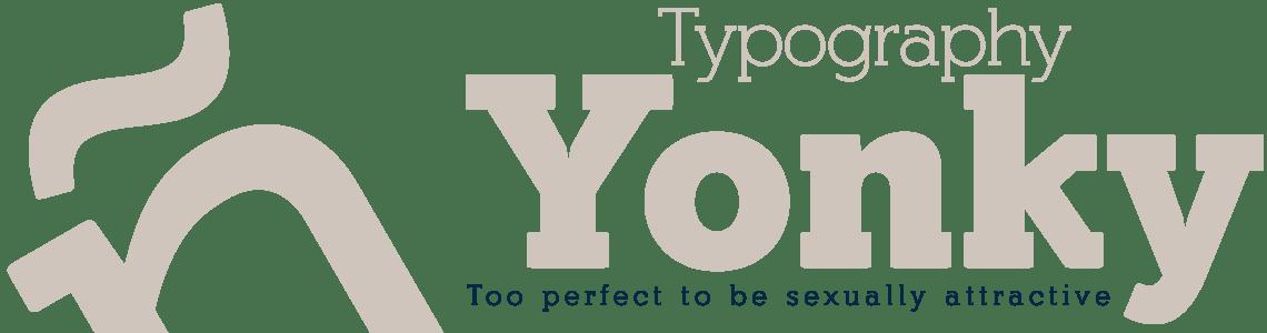 Yonky Slab Serif Font Family