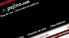 Página web realizada en WordPress para blog de cine y películas relacionadas con la biblia - Laredo (Cantabria)