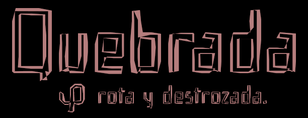 Quebrada: Fuente 100% gratis
