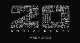 Propuesta de diseño de logo y slogan para 2o aniversario
