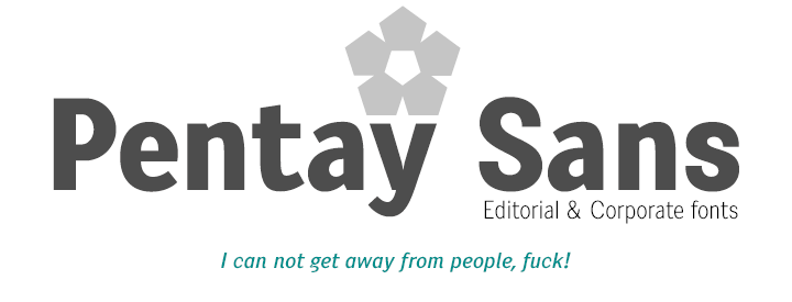 Pentay Sans -Corporate fonts-