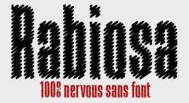 Fuente tipográfica gratis para descarga