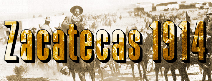 Zacatecas 1914 -3D & Shadow-