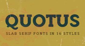 Fuente serif gratis para descarga