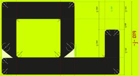 Secuencia Quad, Fibonacci font
