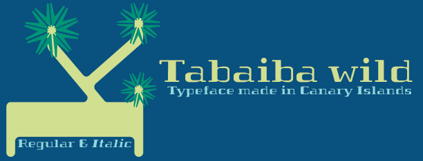 Tabaiba Wild -2 Fonts-