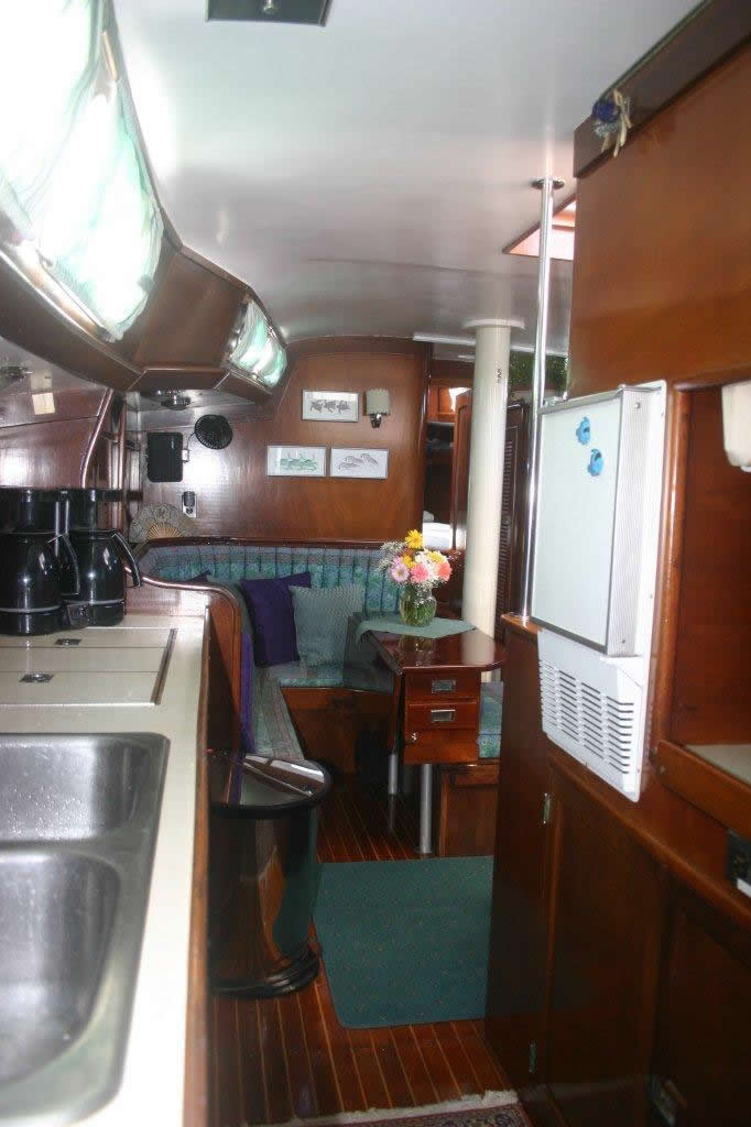 interior shot - ship/crew page