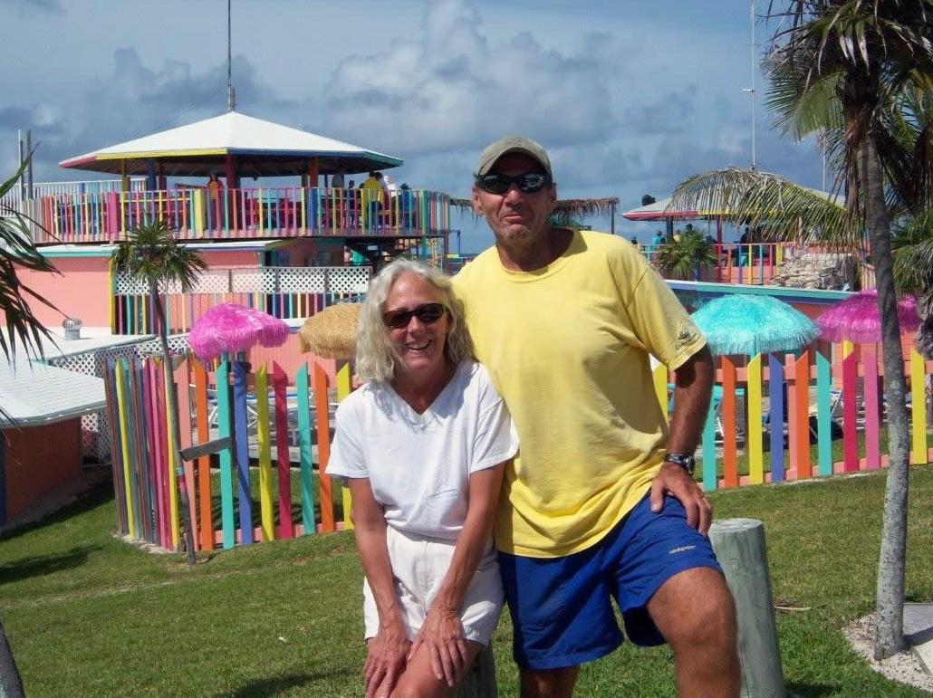Captains Lisa and Raffi - ship/crew page