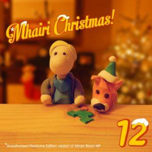 Day 12 Mhairi Christmas with Mhairi (SNP) @MhairiBlack