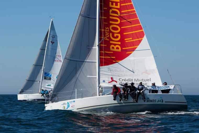 2017 Defi Bigouden bateaux ©G.Grange