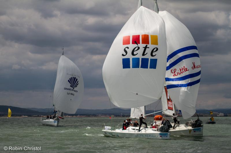 Lycée Maritime de Sète 2018