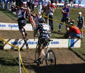 cyclocross - veldrijden