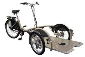 aangepaste fiets