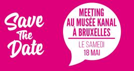 Meeting à Bruxelles