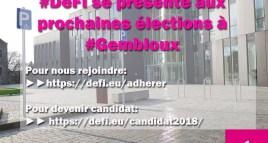 #Gembloux Elections 2018