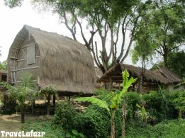 Bale Lumbung; Identitas khas Pulau Lombok