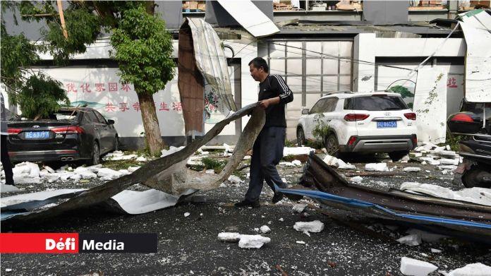 Deux tornades frappent la Chine : le bilan passe à 12 morts | Defimedia