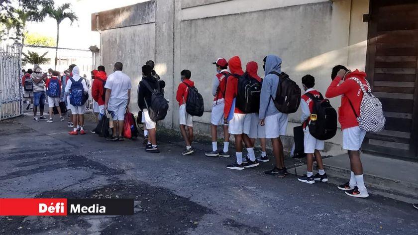 Reprise scolaire : «On veillera à ce que les élèves aient un bon comportement», dit l'inspecteur Coothen