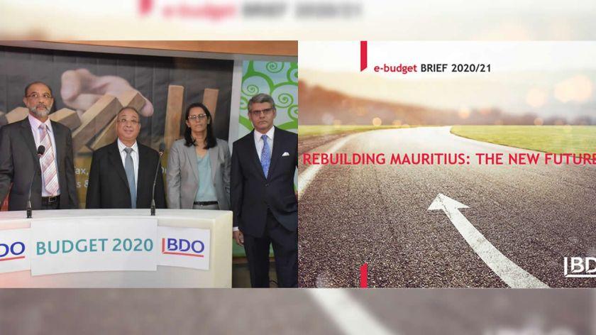 Budget 2020-21 : l'analyse de BDO