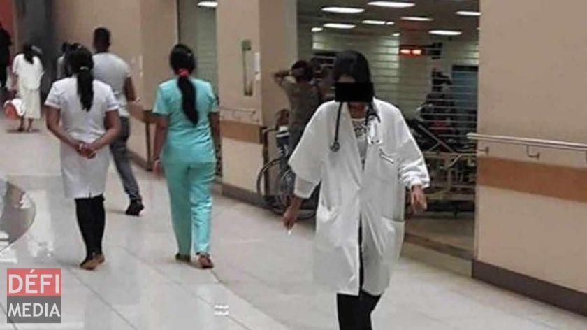 COVID-19 : Six personnels soignants testé positifs