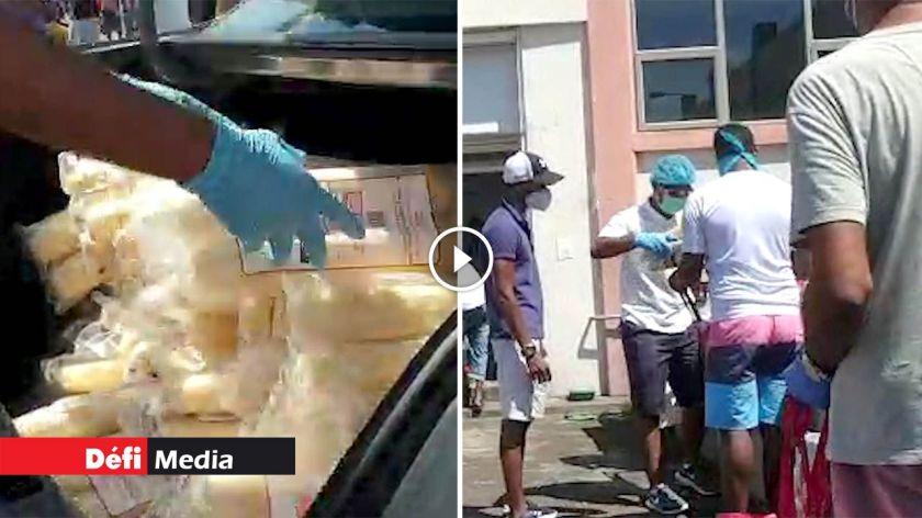 [Video] Livraison du pain précuit par Copain