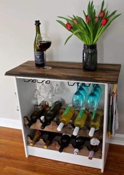 47 brilliant diy wine rack you can