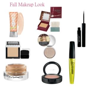 makeup fall