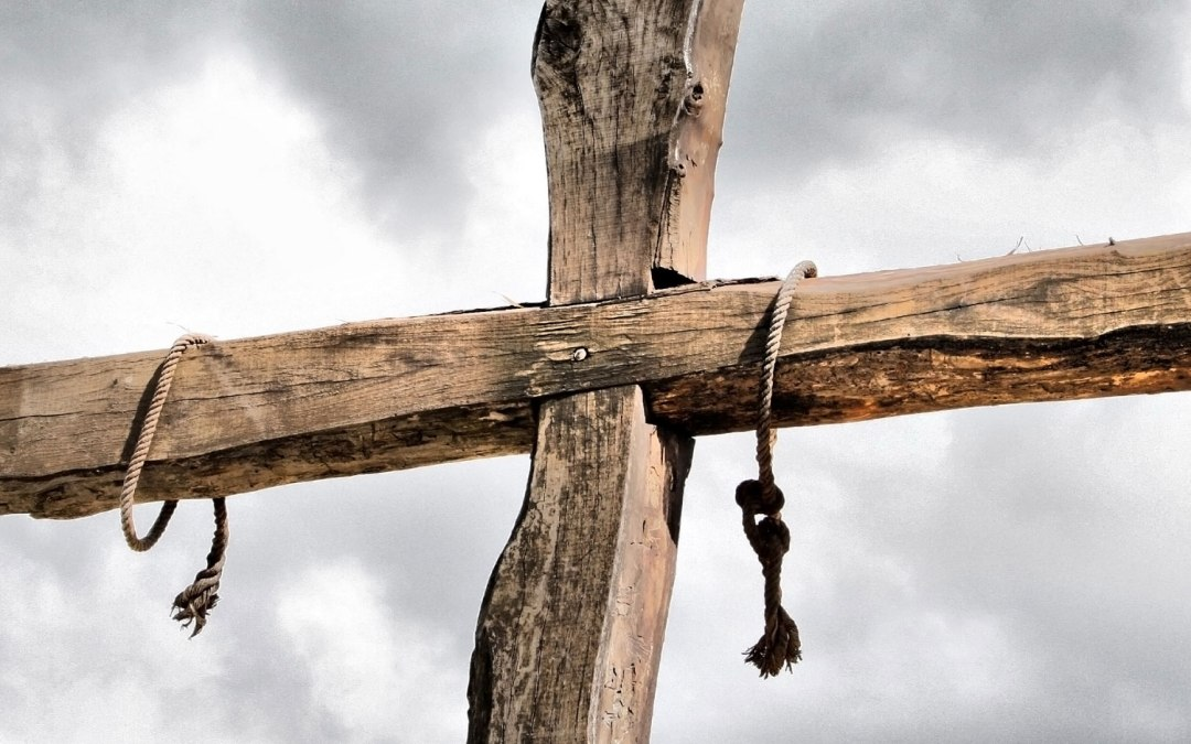 Responsive Reading for Good Friday or the End of Lent