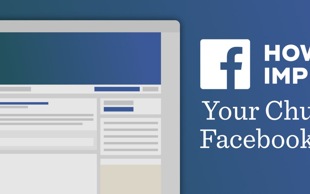 How to Improve Your Church's Facebook Page, Part 3: Information