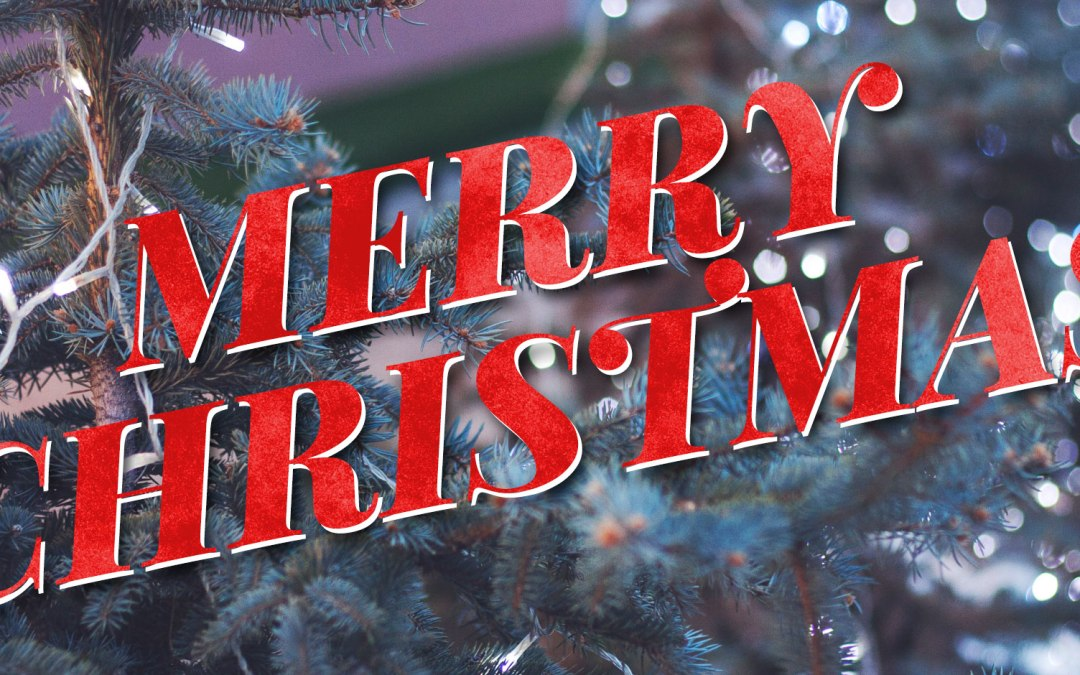 Merry Christmas and Wrapping up 2015