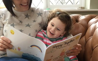Happy Together Children's Book – Telling Mila about her conception