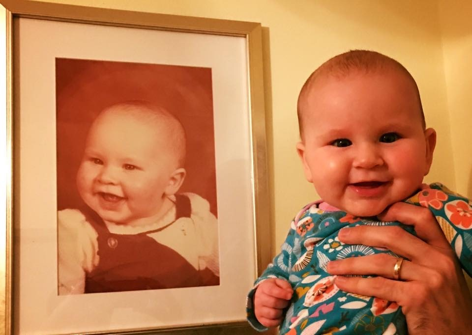 Likeness to Daddy
