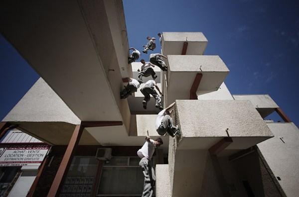 Parkour: The sport that is or isn't? | Definition of Sanity