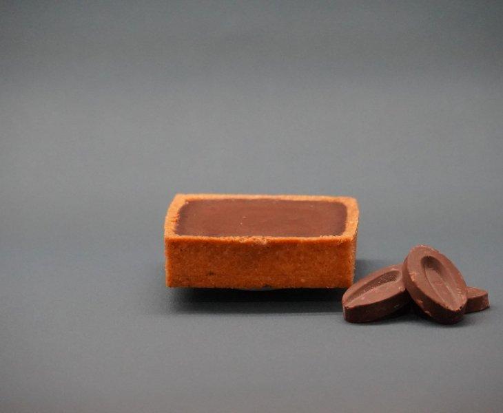 tartelette chocolat