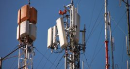 SANTÉ : 24 antennes dans le clocher de l'église Sainte-croix. DéFI dit non !
