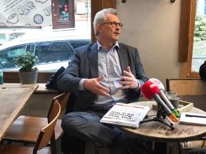 Région bruxelloise : Bernard Clerfayt tirera la liste DéFI