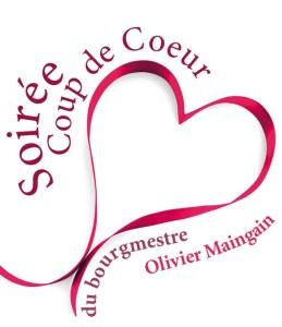 Invitation Soirée Coup de cœur du Bourgmestre 13.02.19