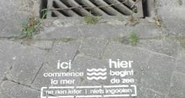 Préservons le cycle de l'eau : la mer commence devant chez vous !