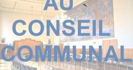 Conseil communal du 18.11 : la majorité demande l'adoption d'une motion climat