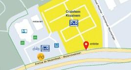 Recours contre le certificat d'environnement délivré par la Région pour le parking de transit «Crainhem»