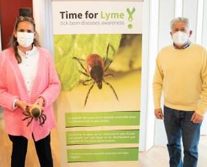 Se protéger de la maladie de Lyme transmise par les tiques
