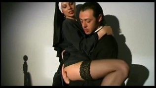 Italian Vintage Movie Where Nuns And Priests Are Fucking
