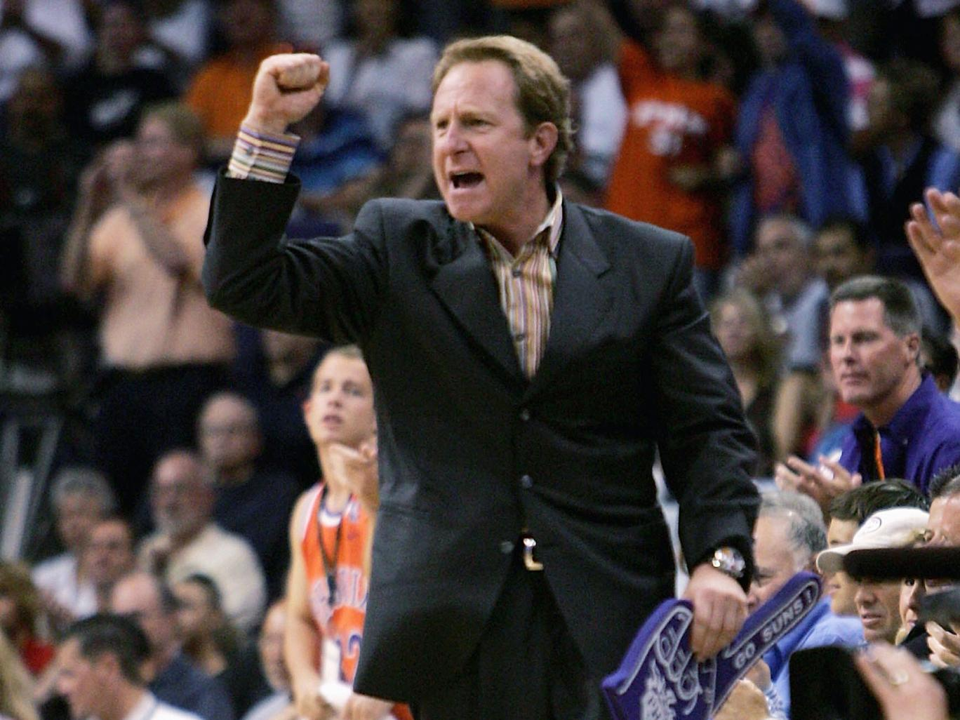 Suns owner Robert Sarver threatens to move team