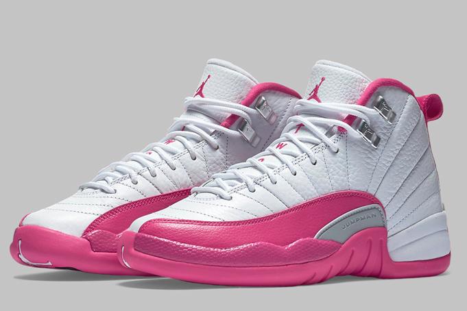 Air Jordan 12 Gs Valentines Day Release Date Def Pen