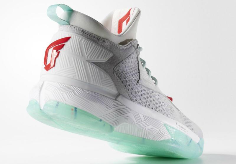 Adidas D Lillard 2 PDX Carpet New Basketball Shoes