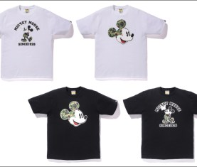 BAPE | Mickey Mouse Collection