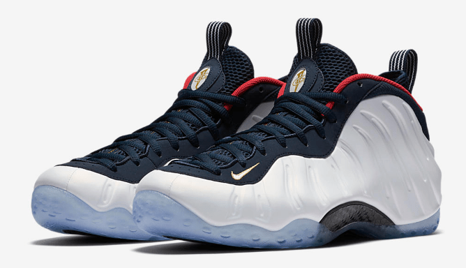 the long awaited nike air foamposite one usa is officially on the way ladies and gentlemen. apart of
