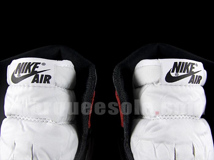 Air Jordan 1 Retro High OG Black Toe 7