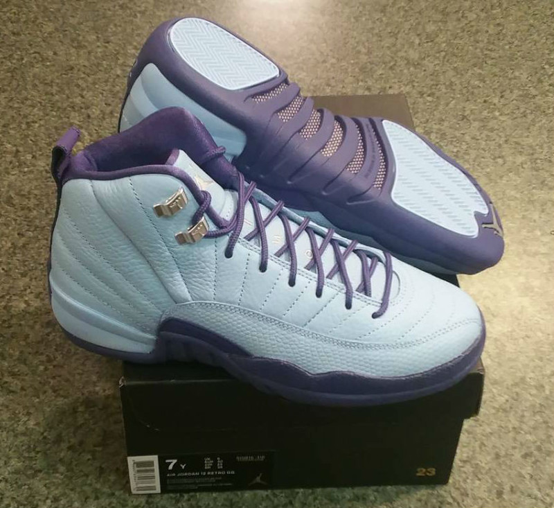 71e30b39c43eef good air jordan 12 retro gs purple dust 510815 418 womens a2ed1 bc629  promo  code for 2016 has shown to be a great year for jordan brand preferably the