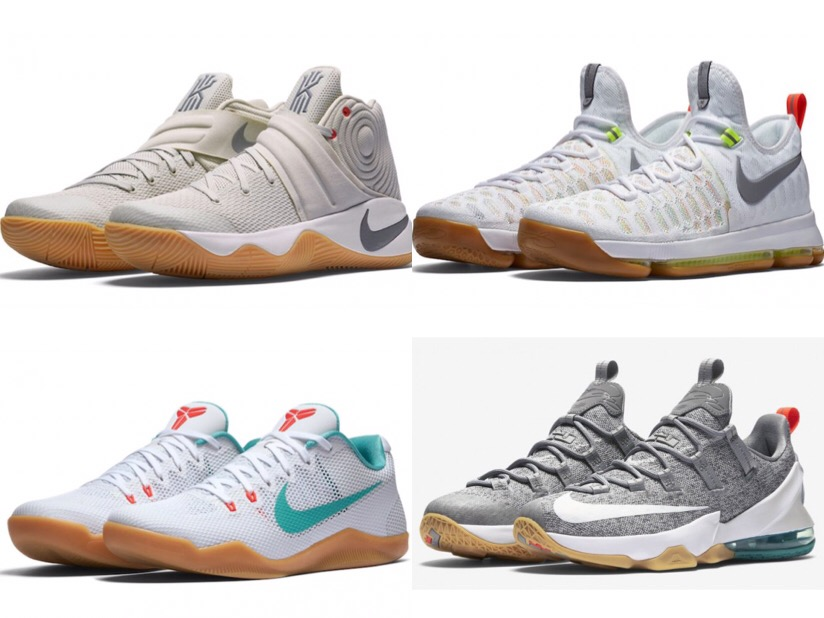 """... for Team USA the """"Gold Medal"""" aka """"Unite"""" Nike Basketball Collection  was released. This collection featured the Nike KD 9, Nike Zoom LeBron  Soldier 10 ..."""